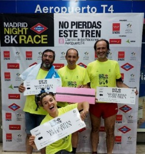 Metro Madrid Night Race